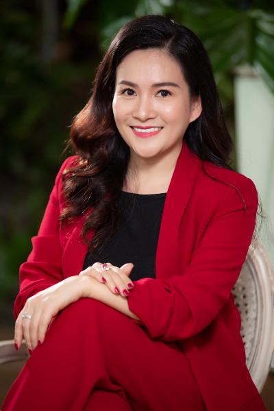 Lê Anh Thơ - CEO Hệ thống trung tâm Toán tư duy Mỹ Mathnasium tại Việt Nam. Ảnh: NVCC.