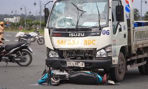 Hai vụ tai nạn liên tiếp, ba người chết tại chỗ