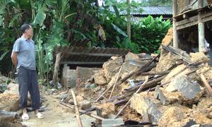 Lũ ống tại Lào Cai khiến 21 nhà hư hỏng, 4 trường học bị ảnh hưởng