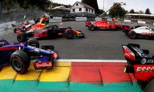 Vettel về nhất ở Grand Prix Bỉ