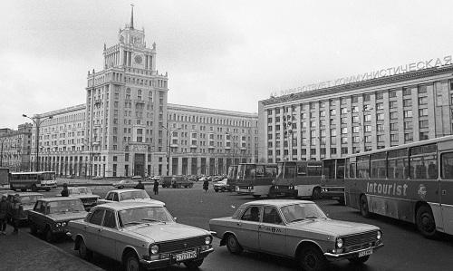 5 địa điểm đối đầu giữa KGB và CIA trong lòng Moscow