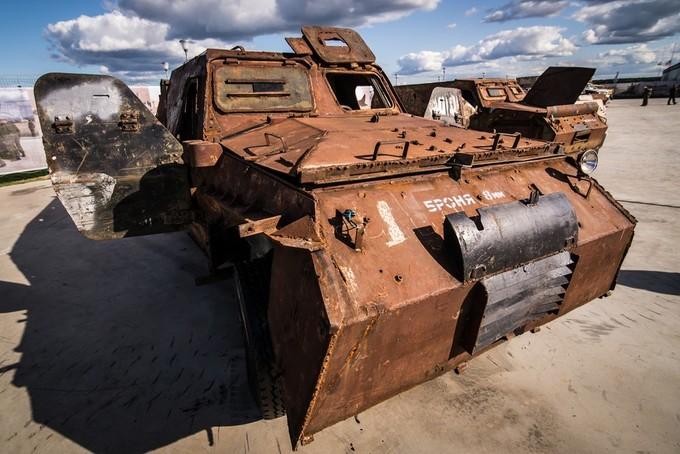 Những vũ khí Nga thu giữ từ tay phiến quân Syria