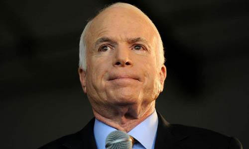 Thượng nghị sĩ John McCain, người qua đời ở tuổi 81 hôm 25/8 sau hơn một năm điều trị bệnh ung thư. Ảnh: AFP.