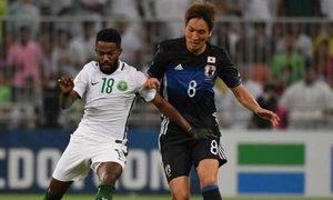 Nhật Bản 2-1 Ả-rập Xê-út