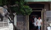 Nhà 3 tầng ven Sài Gòn cháy, một người chết