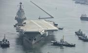 Tàu sân bay nội địa Trung Quốc ra biển thử nghiệm lần hai