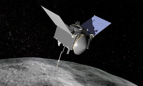 Tàu NASA tiếp cận tiểu hành tinh đe dọa Trái Đất