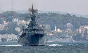 Thông điệp răn đe Mỹ của đội tàu chiến Nga gần Syria