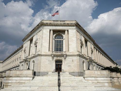 Tòa nhà Thượng viện Russell ở Washington