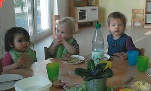 Ép ăn - cách nuôi dạy gây hại cho trẻ và stress cho người lớn