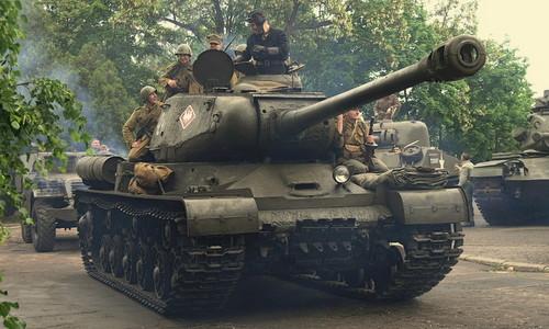 IS-2 - xe tăng gieo kinh hoàng cho phát xít Đức trong Thế chiến II - ảnh 3