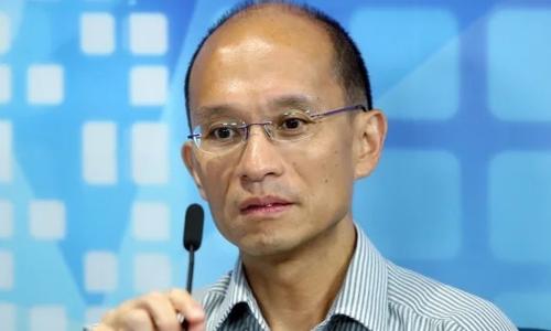 Giáo sư Cheung Kie-chung, người bị cáo buộc giết vợ rồi giấu xác trong vali. Ảnh: SCMP.