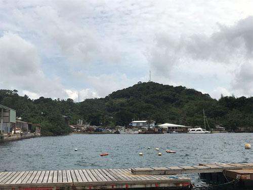 Du thuyền neo đậu ở bến tàu tại Koror vì vắng khách. Ảnh: Reuters.