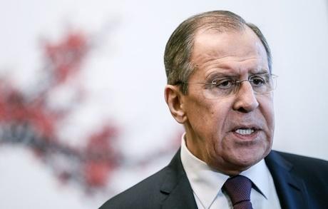 Ngoại trưởng Nga Lavrov. Ảnh: Tass.