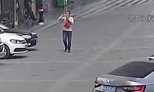 Lần ra hung thủ giết người nhờ camera hành trình của tài xế