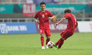 4 bàn thắng trong trận Việt Nam - Hàn Quốc