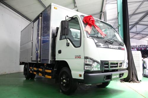 ISUZU QKR Hành trình khẳng định thương hiệu Xe tải của mọi nhà (xin bài edit)