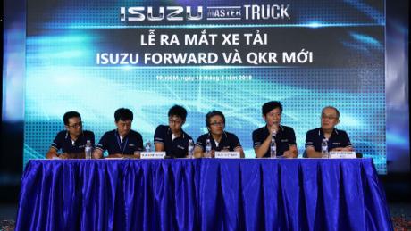 ISUZU QKR Hành trình khẳng định thương hiệu Xe tải của mọi nhà (xin bài edit) - 1