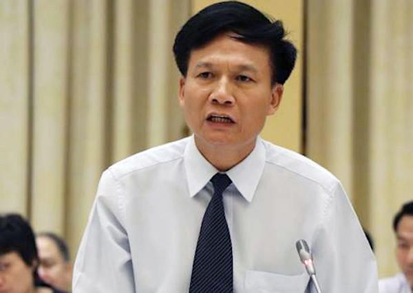 Phó tổng Thanh tra Chính phủ Bùi Ngọc Lam. Ảnh: Võ Hải