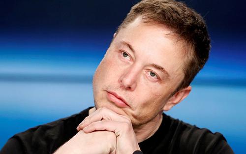 Tỷ phú Elon Musk. Ảnh: Telegraph