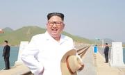 Giấc mơ về tàu cao tốc nối Triều Tiên với thế giới của Kim Jong-un