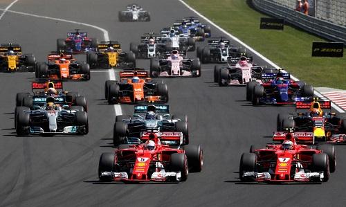 Đề xuất đưa giải đua xe công thức 1 về Hà Nội nhận được sự đồng tình của Chính phủ và các Bộ, ngành liên quan. Ảnh:Reuters.
