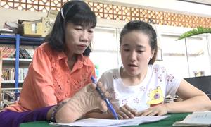 Nghị lực của cô giáo từng được BBC vinh danh toàn cầu