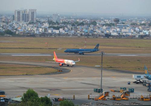 Sân bay Tân Sơn Nhất sẽ được mở rộng, nâng công suất khai thác 50 triệu hành khách mỗi năm.