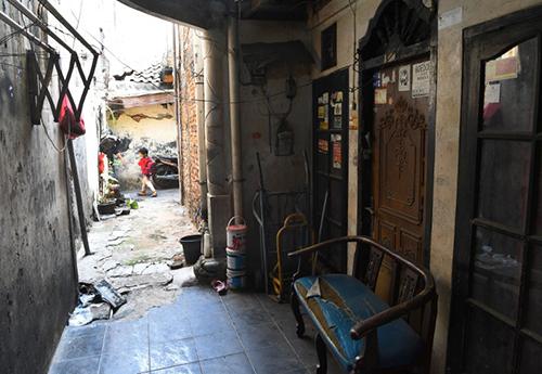 Ngôi nhà nơi Sukma sống trước khi bị bắn chết. Ảnh: AFP