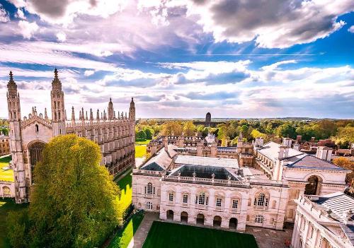 Nhiều trường Đại học Top tham dự Triển lãm Đại học Mỹ mùa thu 2018