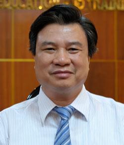 Thứ trưởng Giáo dục và Đào tạo Nguyễn Hữu Độ. Ảnh: Quỳnh Trang.