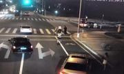 Người đi xe đạp điện chém chết tài xế ôtô sau va chạm ở Trung Quốc