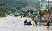 Ba người chết, nhiều xã miền núi phía Bắc bị cô lập do mưa lũ