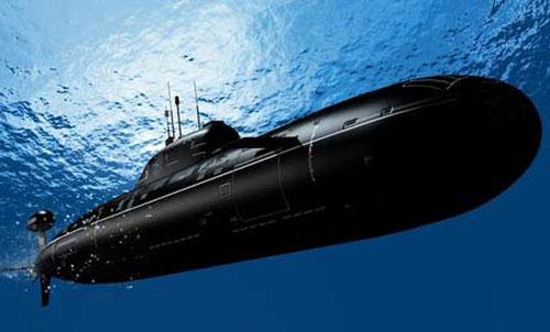 Tàu ngầm có tự nổi khi xảy ra sự cố động cơ?