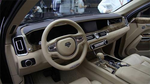 Rolls-Royce của Nga trình làng - siêu sedan 598 mã lực - 1