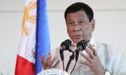 Tổng thống Philippines hứng chỉ trích vì nói đùa về nạn hiếp dâm