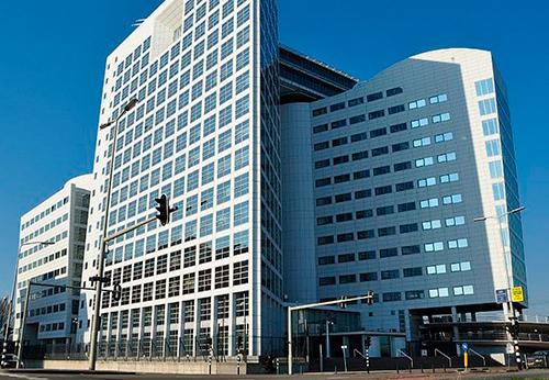 Trụ sở của Tòa án Hình sự quốc tế ở The Hague, Hà Lan. Ảnh:Coalitionfortheicc