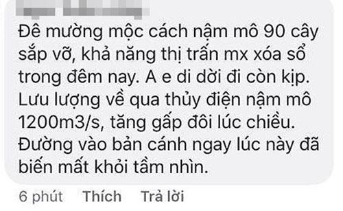 Nội dung mà Tuấn đã viết.