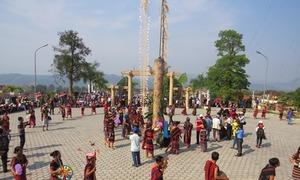 Xã ở Huế trả lại tiền tổ chức lễ hội đâm trâu cho người dân