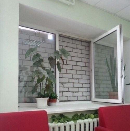 Ô cửa sổ ngôi nhà cuối phố, chẳng hiểu gì sao chẳng đóng bao giờ.