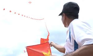 73 con diều bay cao trong ngày Quốc Khánh