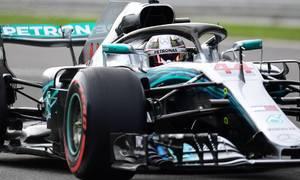Hamilton chiến thắng chặng Italy