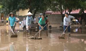 Thanh Hóa khắc phục hậu quả mưa lũ trước thềm năm học mới