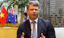 Đại sứ môi trường Australia: 'Có thể kiếm nghìn tỷ USD từ biến đổi khí hậu'