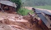 Mưa lũ gây thiệt hại trên nhiều tỉnh thành