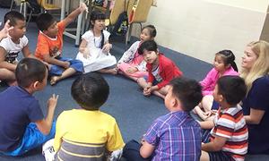 Phương pháp dạy tiếng Anh trẻ em trong thời đại 4.0