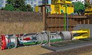Máy đào hầm metro hơn tỷ USD ở thủ đô vận hành thế nào?