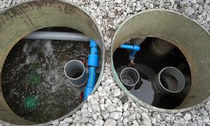 Kỹ sư Việt làm hệ thống thay đổi màu nước thải dưới lòng đất