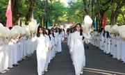 Chủ tịch Thừa Thiên Huế viết thư kêu gọi học sinh mặc áo dài đến trường