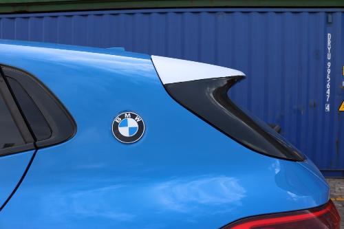 BMW X2 hoàn toàn mới: những hình ảnh đầu tiên tại cảng (bài xin Edit)